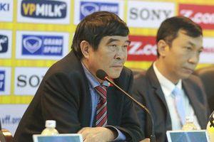 Ông Nguyễn Xuân Gụ từ chức Phó chủ tịch VFF, không ra tranh cử