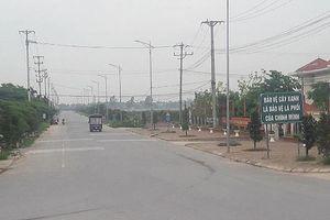 Đan Phượng, Hà Nội: Khuất tất một dự án sửa chữa đường