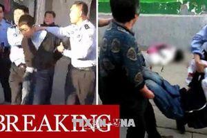 Trung Quốc buộc tội nghi phạm tấn công 19 học sinh bằng dao