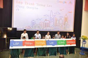 Google chắp cánh sáng tạo với dự án 'Lập trình tương lai'