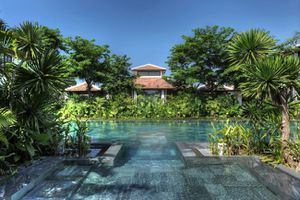 Việt Nam có hồ bơi do Condé Nast Traveller bình chọn đẹp nhất thế giới