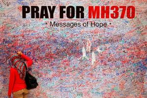 Sau 4 năm, gia đình các nạn nhân vụ MH370 vẫn chờ 1 thông báo chính thức