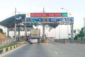 Dự án BOT tuyến đường Thái Nguyên - Chợ Mới (Bắc Kạn): Thu không đủ bù chi, chủ đầu tư than khó