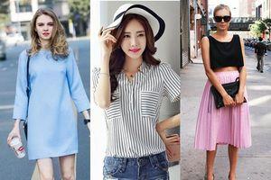 5 kiểu trang phục hợp với tất cả mọi vóc dáng