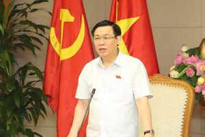 Phó Thủ tướng Vương Đình Huệ yêu cầu điều chỉnh tên gọi 'trạm thu giá' BOT