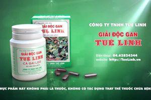 Nhiều cá nhân sở hữu tên miền đăng nội dung quảng cáo sai sự thật về TPCN Tuệ Linh