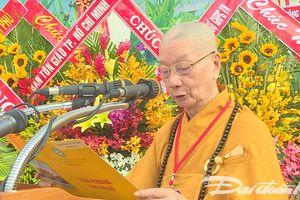 Long trọng khai mạc Đại lễ Phật đản tại chùa Việt Nam Quốc Tự
