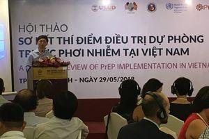 1.200 người Việt đang được sử dụng dịch vụ PrEP để giảm nguy cơ nhiễm HIV