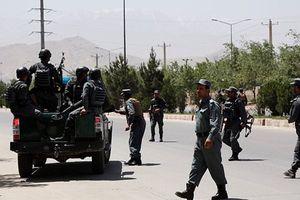 Vụ nổ súng gần Bộ Nội vụ Afghanistan: Tiêu diệt toàn bộ phiến quân