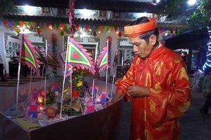 Độc đáo lễ hội Điện Trường Bà ở Trà Bồng