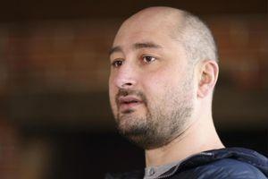 Nhà báo chiến tranh nổi tiếng người Nga bị bắn chết tại nhà ở Kiev
