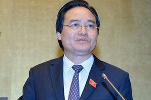 Bộ trưởng Phùng Xuân Nhạ: Đề nghị đổi 'học phí' thành 'giá dịch vụ đào tạo'