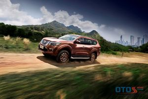 Giá 650 triệu tại Philippines, Nissan Terra sớm về Việt Nam đấu Toyota Fortuner