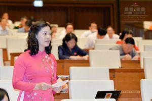 ĐBQH ủng hộ nhập nội dung Luật Công an xã vào Luật Công an nhân dân (sửa đổi)