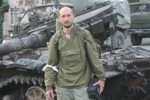 Nhà báo điều tra hay chỉ trích Điện Kremlin bị bắn chết ở Ukraine