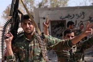 Quân đội Syria đánh sập pháo đài khủng bố ở Hama