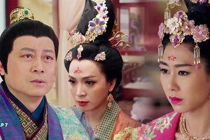 Tập 7 'Thâm cung kế': Rơi nước mắt trước chân tình của phò mã dành cho Thái Bình công chúa