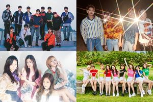 Tháng 6 Kpop có gì? BlackPink - Wanna One comeback, fan chờ xem Momoland sẽ 'nở hoa' hay 'bế tắc'