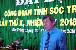 Đồng chí Trần Thanh Hải: Cần chú trọng nâng cao chất lượng toàn diện đội ngũ cán bộ công đoàn