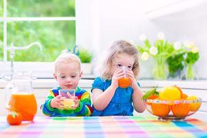 Uống nước này vào bữa sáng, trẻ dễ mắc béo phì