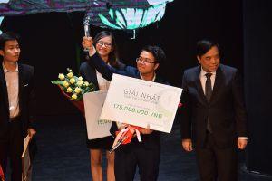 Sinh viên Đại học Ngoại thương giành ngôi Quán quân I-Invest 2018