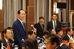 Việt Nam cam kết tạo thuận lợi nhất cho doanh nghiệp Nhật đầu tư kinh doanh