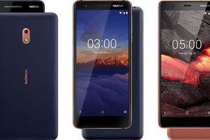HMD làm mới dòng smartphone Nokia phổ thông 2018