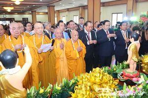 BẢN TIN MẶT TRẬN: Giáo hội Phật giáo Việt Nam tiếp tục làm cầu nối vững chắc giữa đạo và đời