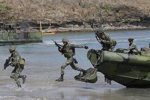 Philippines sẵn sàng cho chiến tranh nếu bị tấn công trên Biển Đông
