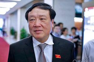 Chánh án Nguyễn Hòa Bình nói về việc xét xử BS Hoàng Công Lương