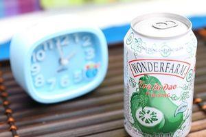 Thương hiệu trà bí đao Wonderfarm có thể được mua lại giá 200.000 USD