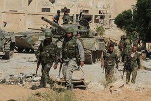 Quân đội Syria tập trung lực lượng cho chiến dịch lớn
