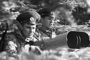 Hình ảnh đẹp về lực lượng Biên phòng Nga trong thế kỷ 20