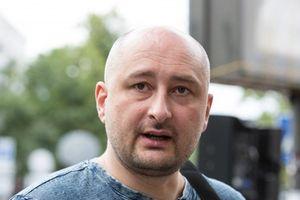 Nga: Ukraine sử dụng vụ mưu sát nhà báo Babchenko để tuyên truyền