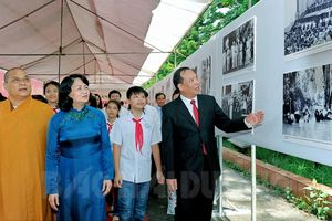 Sôi nổi hoạt động kỷ niệm 70 năm Ngày Bác Hồ kêu gọi thi đua yêu nước