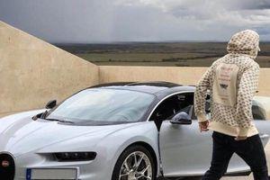 Sao Real Madrid khoe siêu phẩm Bugatti Chiron triệu đô trước ngày vô địch Cup C1