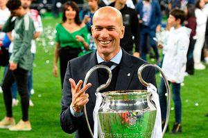 Tại sao Zidane quyết định từ chức HLV trưởng Real Madrid?