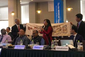 'Hoàng Hoa sứ trình đồ' được công nhận là Di sản tư liệu của UNESCO