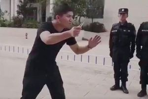 Nội dung hài hước, video của cảnh sát Trung Quốc hút hơn 16 triệu lượt xem