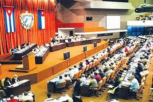 Cuba sửa Hiến pháp nhằm đẩy mạnh cải cách