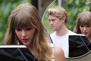 Ảnh hẹn hò hiếm hoi của Taylor Swift bên tình trẻ điển trai