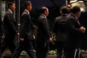 Cuộc gặp giữa Ngoại trưởng Mỹ và cố vấn thân cận lãnh đạo Triều Tiên đang diễn ra