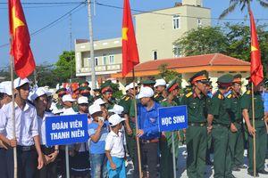 Quảng Ngãi phát động 'Văn hóa giao thông với bình yên sông nước'