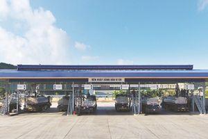 Petrolimex Quảng Ninh đưa vào sử dụng bến xuất bộ hiện đại, giảm thời gian xuất hàng