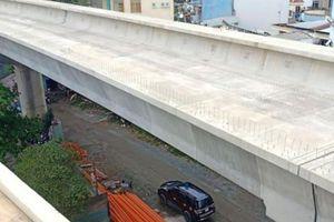TP.HCM: Nhà nứt toác cạnh công trường thi công tuyến Metro