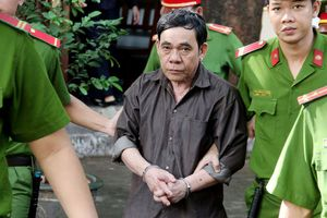 Tham ô tài sản, nguyên Trưởng Ban Bồi thường giải phóng mặt bằng quận Tân Phú lãnh án tử hình