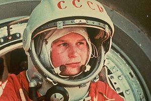 'Hải âu' Nga Valentina Tereshkova