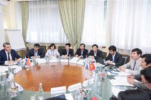 KBNN Việt Nam học tập kinh nghiệm quản lý chi tiêu công từ Nga