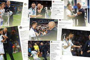 HLV Zidane rời Real, Gareth Bale im lặng đáng sợ