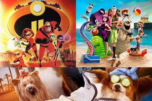 9 bộ phim hoạt hình siêu hot `đổ bộ` rạp Việt dịp hè 2018